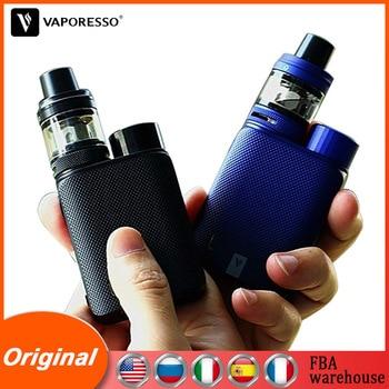 цена на New Vaporesso Original Vape SWAG 2 Kit with Box Mod 3.5ml NRG PE Tank GT Meshed Coil Atomizer Core Vapour Electronic Cigarette