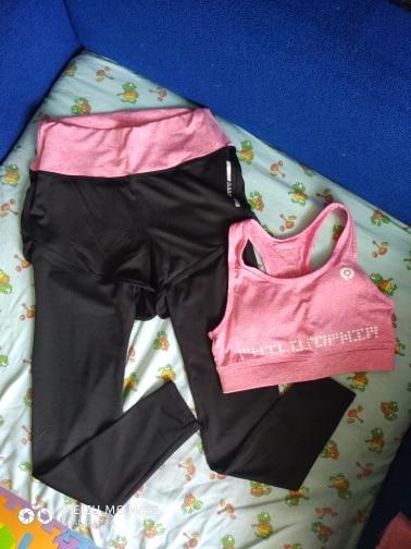 Kits de ioga Roupas Treinamento Mulheres
