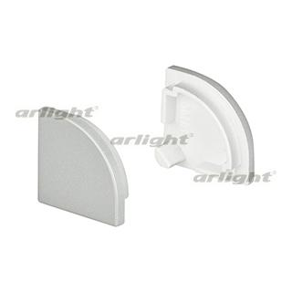024482 Plug SL-KANT-H16 ROUND Blanking [Plastic] Package-set. ARLIGHT-LED Profile Led Strip/ARLIGHT S-LUX ^ 02