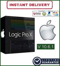 Apple Logic Pro X 10.6.1 многоязычный macOS | Полная версия 2021 Apple | Программное обеспечение Life Time | Многоязычный | MAC |