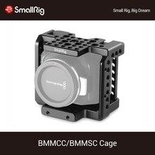 Gaiola smallrig para bmmcc/bmmsc/blackmagic micro câmera de cinema/blackmagic micro estúdio gaiola de câmera 1773