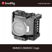 SmallRig Cage for BMMCC/BMMSC/Blackmagic Micro Cinema Camera/ Blackmagic Micro Studio Camera Cage  1773