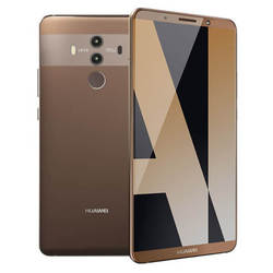 Huawei Mate 10 Pro 6 + 128 ГБ коричневый с двумя SIM-картами