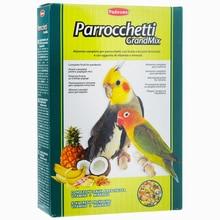 Корм для птиц PADOVAN для средних попугаев 850г