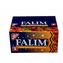 Falim Single Mixed Fruit Flavored Sugar Free Chewing Gum 100 Pieces   FREE SHİPPİNG