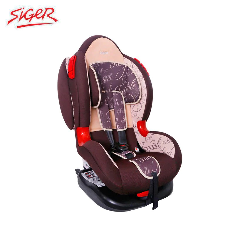 Фото - Child Car Safety Seats Siger a1000005233239 for girls and boys Baby seat Kids Children chair autocradle booster cocoon isofix адаптер для автокресла seed papilio maxi cosi car seat adapter black white