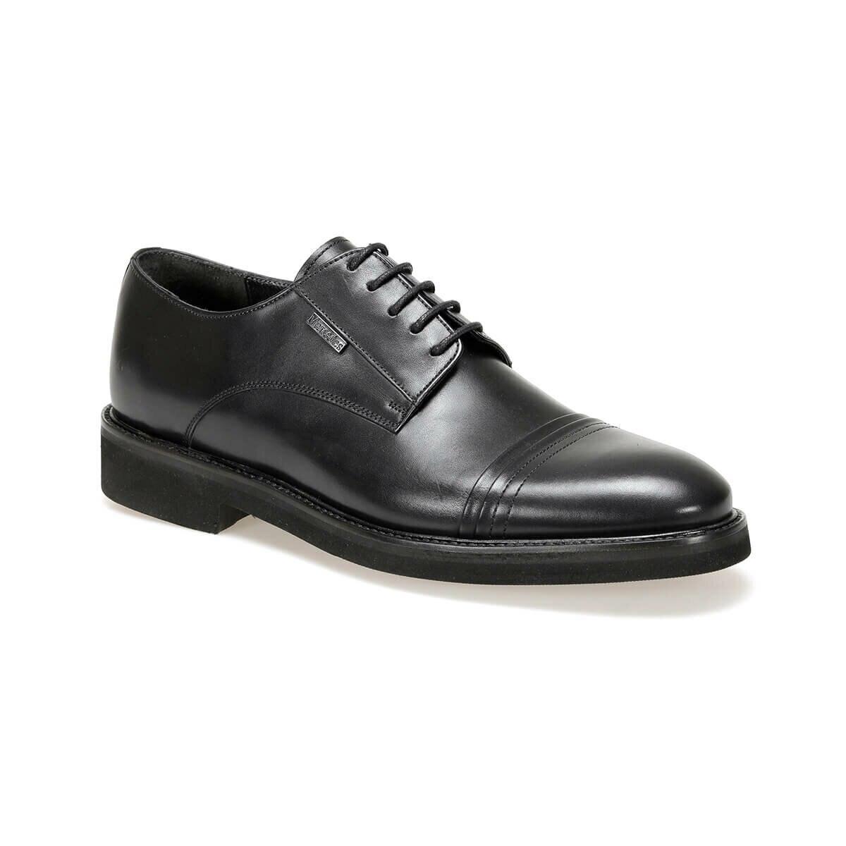 FLO Men Classic Black Casual Dress Fashion Male Formal Business Shoes Мужская обувь BOGDAN 9PR MERCEDES