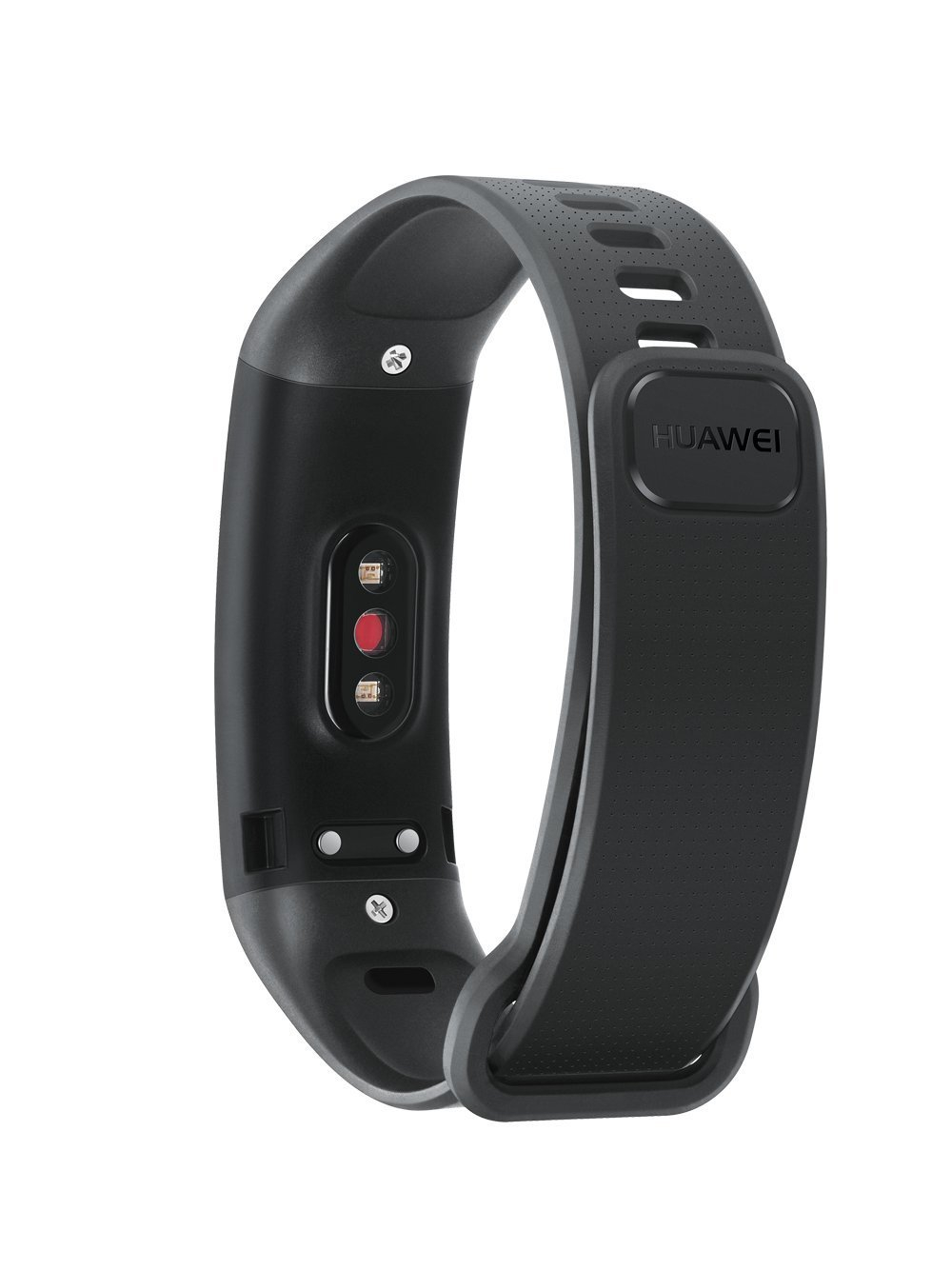 Relógio huawei banda 2 pro chain pulseira de fitness para huawei móvel (gps integrado, firstbeat sistema). Cor preto (preto). - 5
