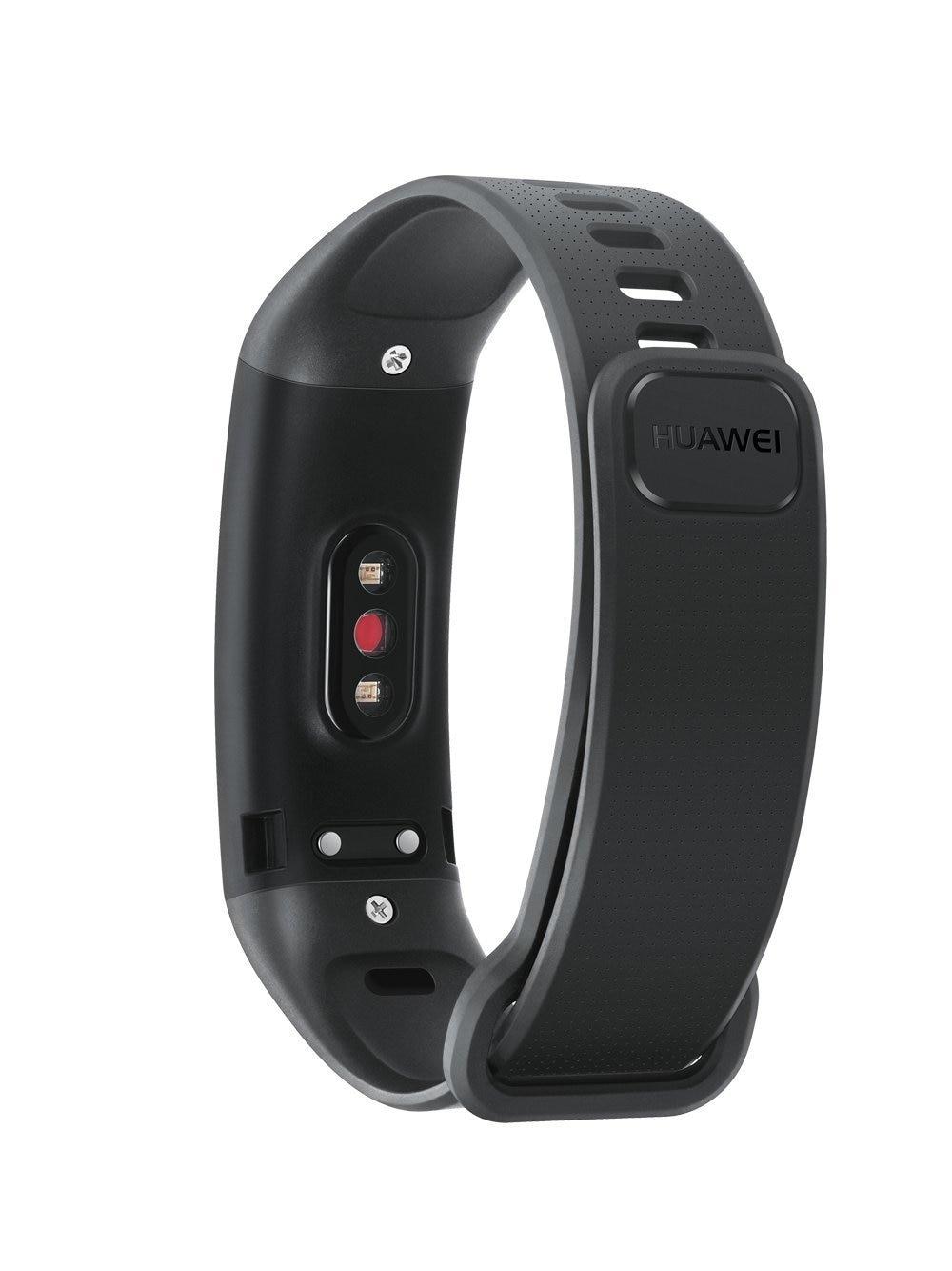 Часы huawei Band 2 Pro браслет цепочка фитнес для мобильных телефонов huawei (gps интегрированный, система Firstbeat). Цвет черный (черный). - 5