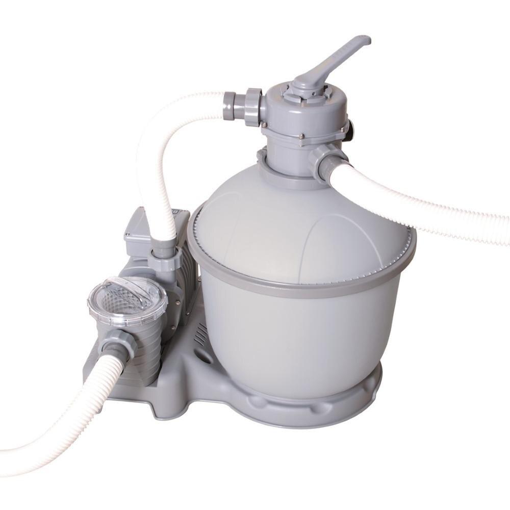Sand Filter Pump Flowclear 7571 Liters/hour, Bestway, Item No. 58315/58366
