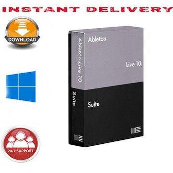 Ableton Live Suite 10  Full Version  Lifetime Activation Key  Windows & Mac