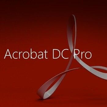 Adobe Acrobat Pro DC - 2020 - For Windows Full version - Lifetime