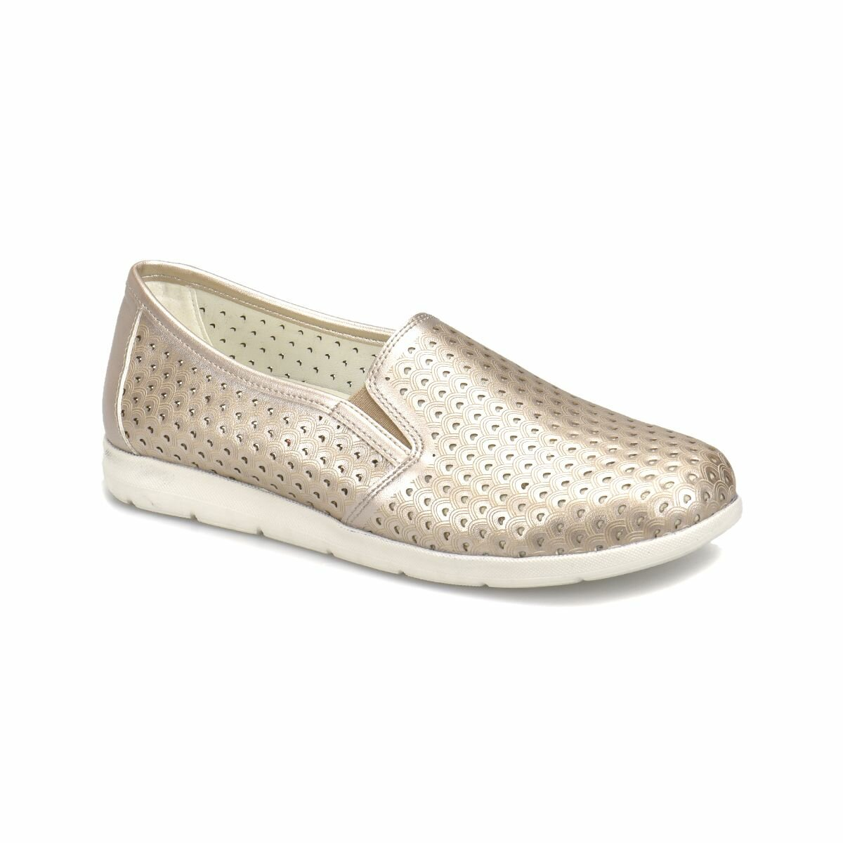 FLO 81.111320.Z Gold Women Basic Comfort Polaris
