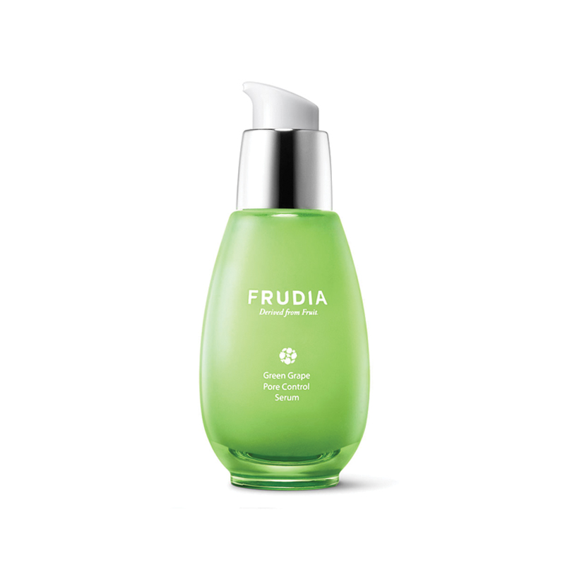 Facial Serum - Green Grape Pore Control Serum Frudia Moisturizing Soothing Essence Face Care Skin Care Korea Cosmetic