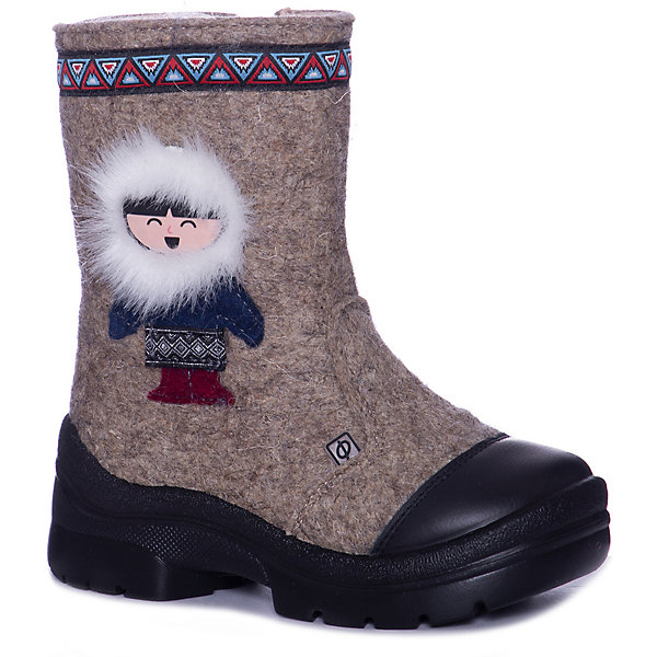 Boots, But The Eskimo