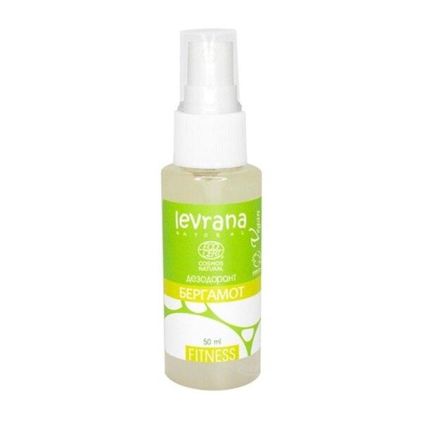 Levrana Deodorant Fitness Bergamot