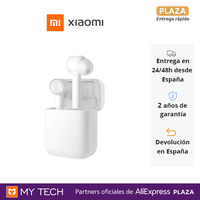 Xiaomi Mi True Wireless Earphones Lite Auriculares Inalámbricos, cascos bluetooth 5.0, control doble toque,
