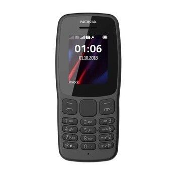 Перейти на Алиэкспресс и купить Телефон Nokia 106 Dual sim 2018 года