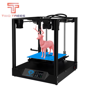 TWO TREES 3 DPrinter Sapphire Pro Auto Leveling BMG Extruder Full Metal Frame XY High-Precision 3D Drucker Filament Face sheild