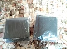 Mats came in three weeks. Came whole, packed just in a transparent bag. Included instructi