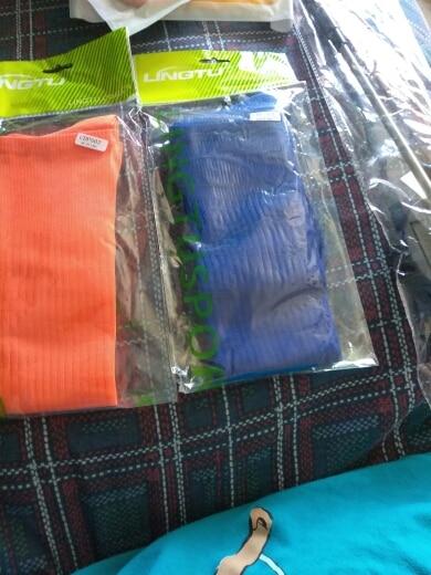 Non-Slip Long Football Socks photo review