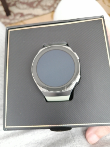 "Original HUAWEI WATCH GT 2e 100 Sport Modes gt2e 5ATM Smart Watch 1.39"" AMOLED 2 Weeks Standby Sport Watch GT Lite Waterproof"
