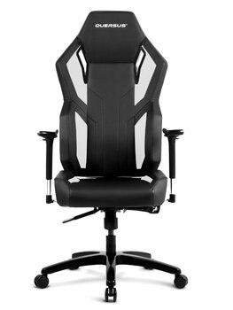 Компьютерное игровое кресло QUERSUS V502/XW игровое компьютерное кресло oh dj188 n