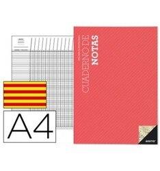 Блокнот аддитио А4 расстановки курсовая и оценка непрерывная в каталонском