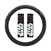 STW102-세트 패드 및 스티어링 휠 커버 Vader Star Wars