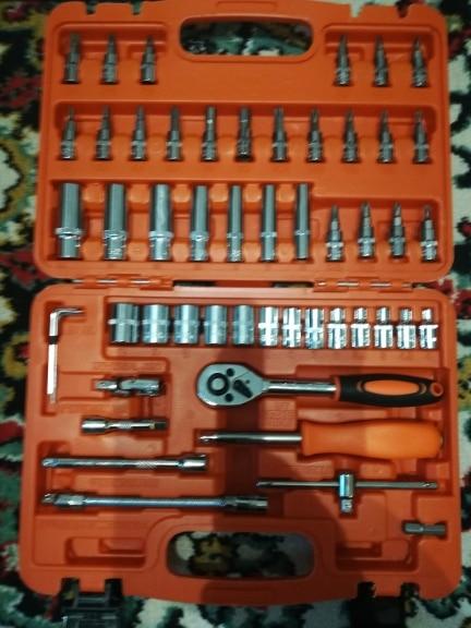 MX DEMEL 53pcs Combination Tool Wrench Set Car Repair Tool Sets Batch Head Ratchet Pawl Socket Spanner Screwdriver Socket Set|Hand Tool Sets|   - AliExpress