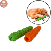 Toys for dogs chewing stick interactive toys for dogs tooth cleaning educational toys popular pet Pet Popular Toys Dog Chew Toy for Aggressive Chewers Treat Dispensing Rubber Teeth Cleaning Toy Dog Toys for Small Dogs