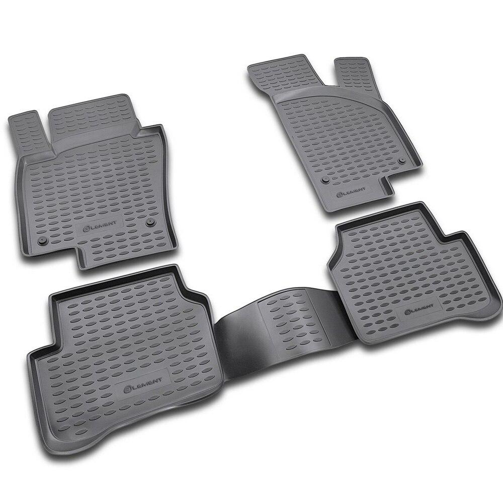 Floor Mats For VW Passat CC 02/2009-> 4 PCs NLC.51.25.210