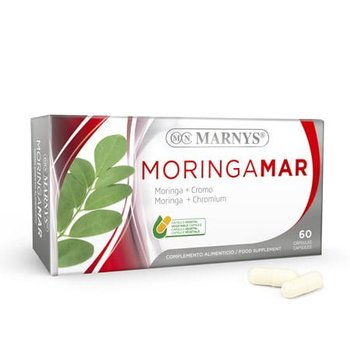Moringamar MARNYS | Moringa extract concentrated | Antioxidant | Suitable for vegans | 60 CÁPS
