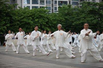经常练太极拳对老人的身体有什么好处-养生法典