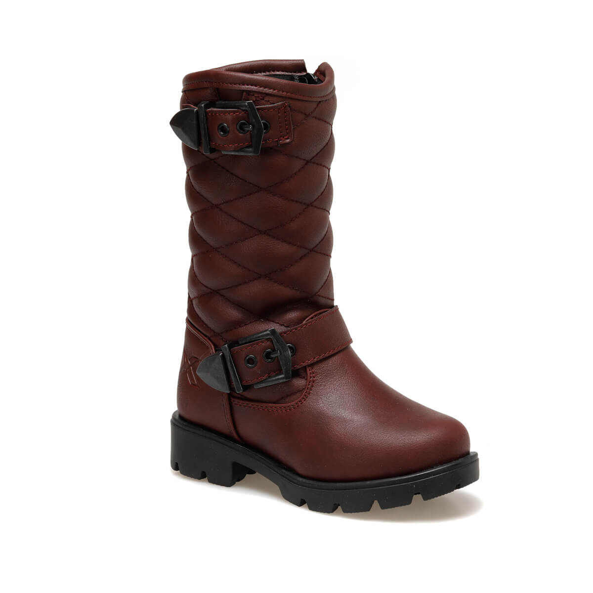 FLO LETUNE 9PR Burgundy Female Child Boots KINETIX