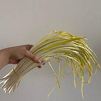 妈妈的味道——老南京韭黄春卷的做法图解1