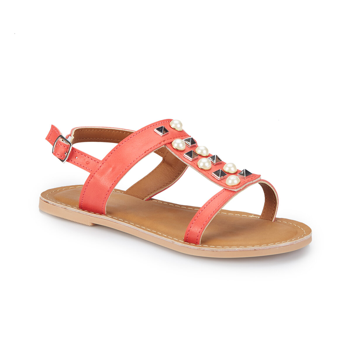 FLO SENUS Coral Female Child Sandals PINKSTEP