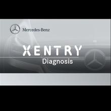 Mercedes Xentry Passthru 03,2020 (обработка данных)-диагностика Mercedes Smart Fuso Setra