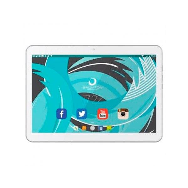 "Tablet BRIGMTON BTPC 1021QC 10"" 16 GB 3G / Wifi Quad Core White|Tablets| |  - title="