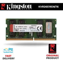 KINGSTON 2666MHz 16GB DDR4 NOTEBOOK RAM KVR26S19D8/16