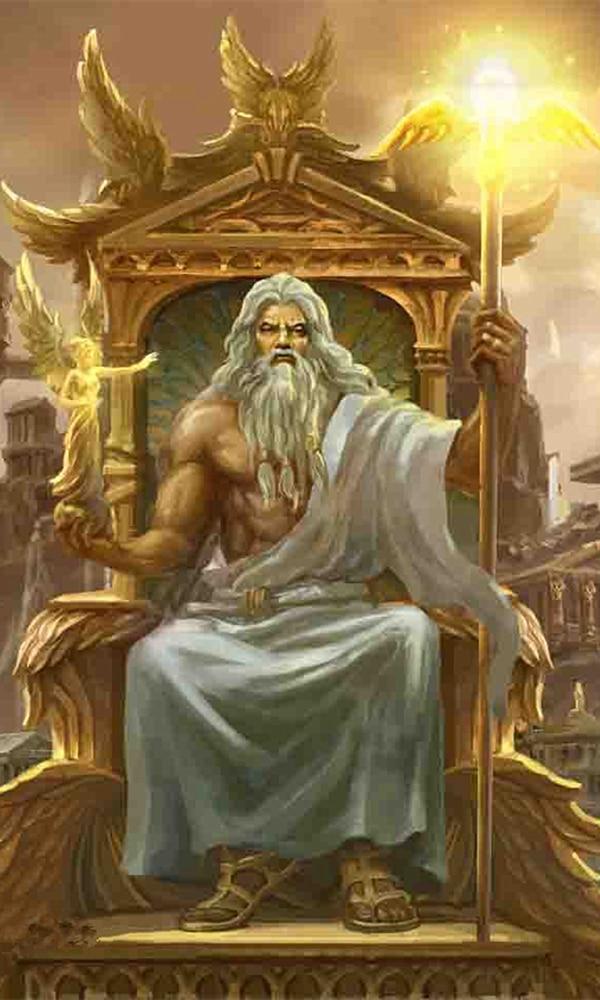 《宙斯》封面图片