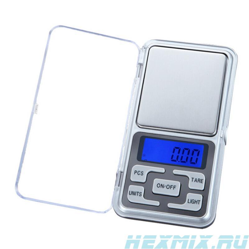 Scales Jewelry Electronic Pocket 0,01 / 500 Grams