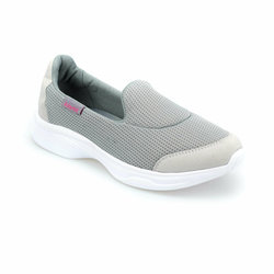 FLO AIDA Licht Grau Frauen Komfort Schuhe KINETIX