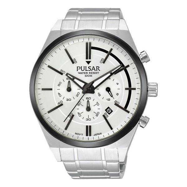 Men's Watch Pulsar PT3709X1 (45 mm) Mechanical Watches     - title=