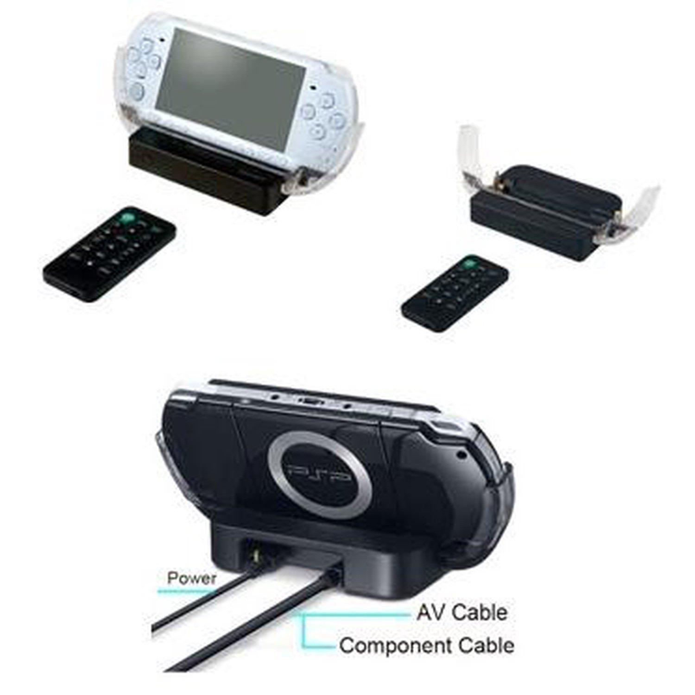 AV Cradle Pack for psp3000/psp2000 цена