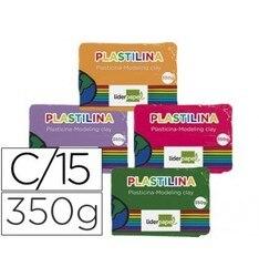 PLASTICINE LEADERPAPER STOCKED BIG SIZE BOX 15 UNITS