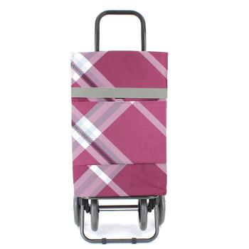 Cart Folding Shopping Bag, Handbag, Trolley With 4 Wheels Folding S, Bag, Cart, Luggage, Gross Canvas Rainproof