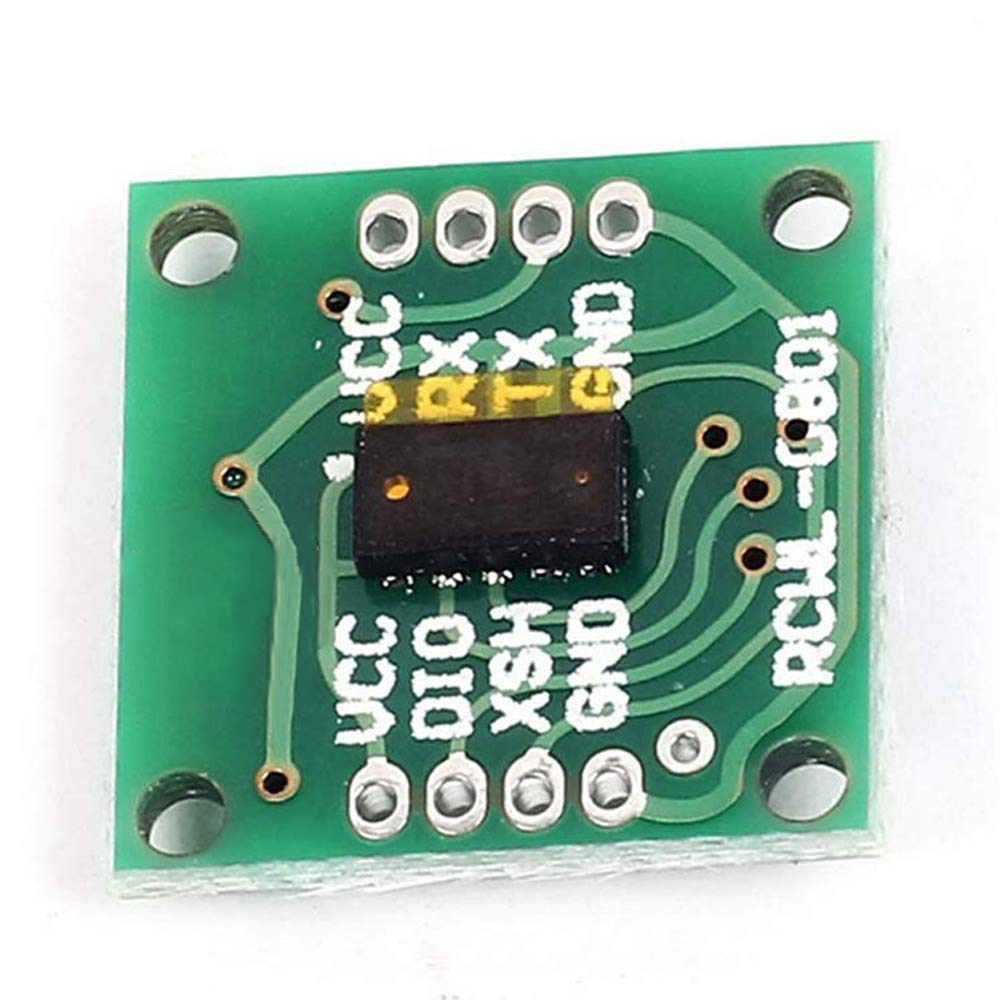 Taidacent 3.3-5V RCWL-0801 Ranging Module VL53L0X Distance Sensor  Serial Output Laser Ranging Value Long Range Distance Sensor
