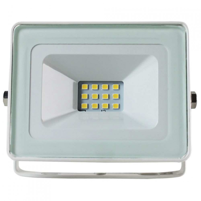LED Floodlight 10W Ultraslim Outdoor IP65 Handheld White 4000K 7hSevenOn