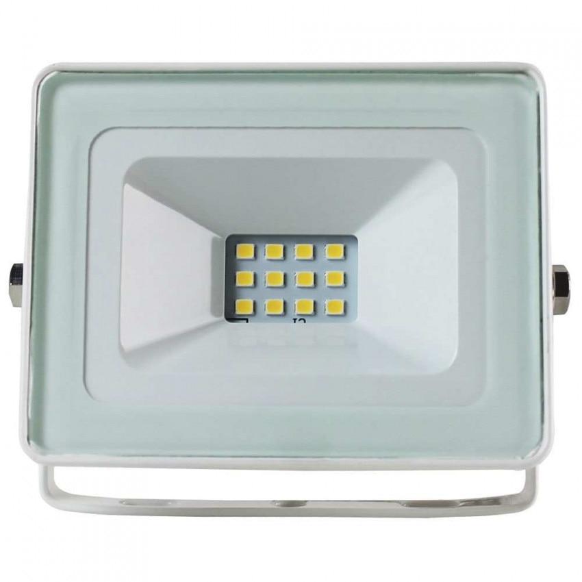 LED Floodlight 10W Ultraslim Outdoor IP65 Handheld White 7hSevenOn
